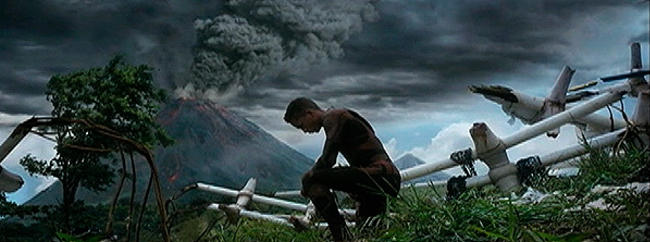 """After Earth"" opening on June 9 was shot in Costa Rica, starring Will Smith and his son Jaden. (Trailer below.)."