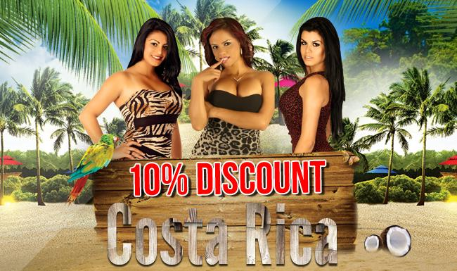 Costa Rican Mail Order Brides - Meeting & Dating Women in Costa Rica
