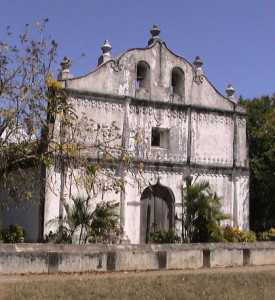 nicoya-church