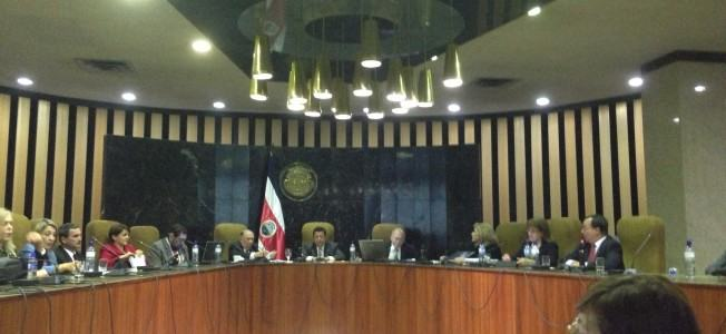 Internal Division Prevents Election Of President of The