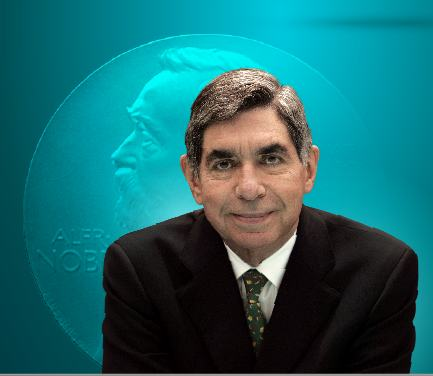 Oscar Arias, former president of Costa Rica (1980-1984 - 2006-2010) and winner of the 1987 Nobel Peace Prize.