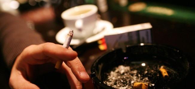 LEY CONTRA FUMADORES