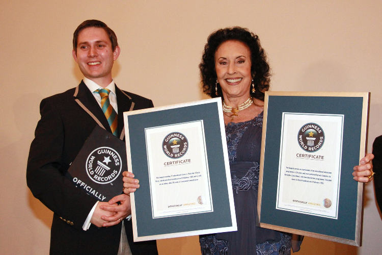 guinness-record -ines-sanchez