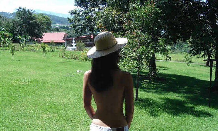 from Wayne gay clothing optional in costa rica