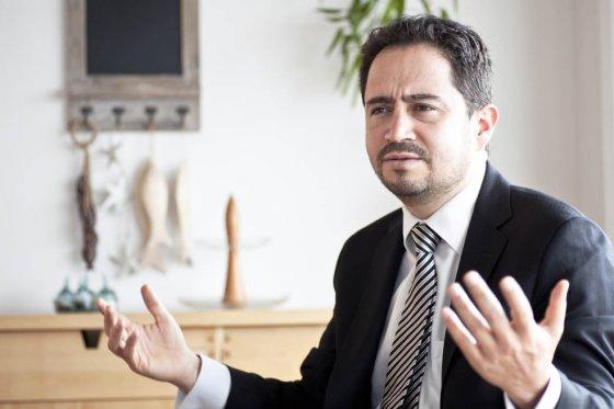 Carlos Arturo Espinosa, presidente de THX Energy
