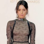 Aubrey Plaza is one of the Edgy fashionistas. (AP Photo)
