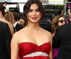Morena Baccarin's style is special, she is one of the edgy fashionistas. (AP Photo)