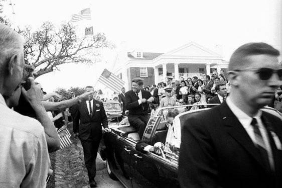 John F. Kennedy's viisit to Costa Rica in 1963