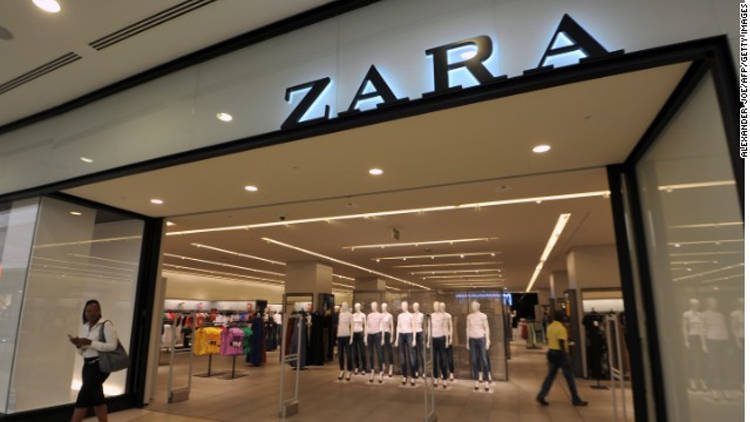 zara and its international expansion Background about zara zara is a flagship brand of the spanish retail group, inditex group inditex is the world's largest fashion group, which owns.