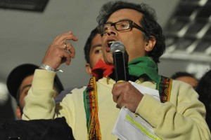 Bogota's Mayor Gustavo Petro Associated Press