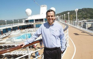 Allan Flores, Costa Rica's Tourism Minister. Photo: La Republica