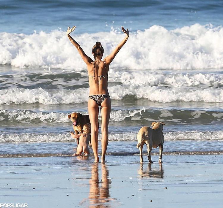 Gisele S Bikini Costa Rica Beach Day Q Costa Rica