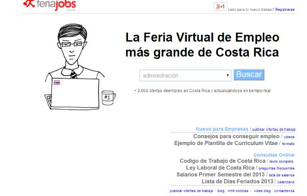 Website Helps Costa Ricans Find A Job Q Costa Rica