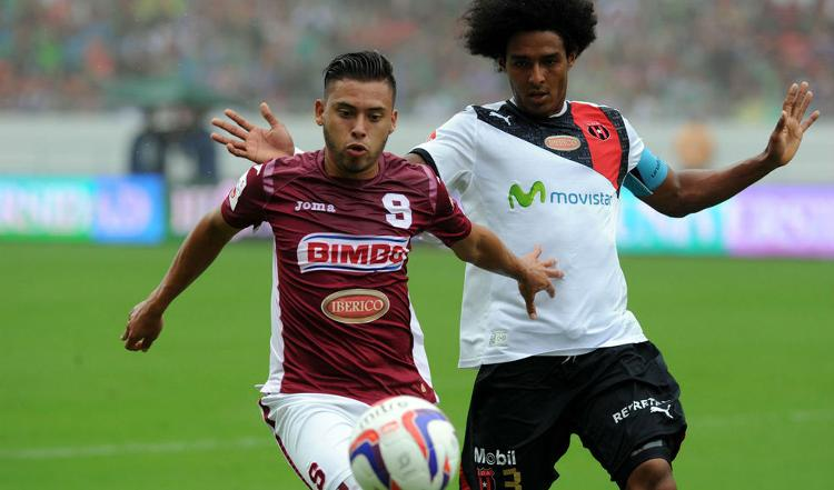 "Rivals Alajuelense and Saprissa play today in the ""clasico nacional"" at 4:30pm a the National Stadium in La Sabana."