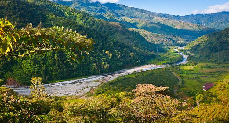Costa Rica's Orosi Valley