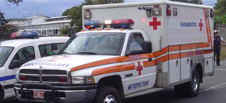 The Cruz Roja (Red Cross) in Costa Rica is the major provider of ambulance service in the country. In addition, private companies companies offer ambulance services and some hospitals and medical centres operate their own units.