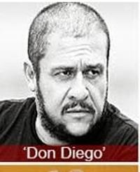 """""""Diego León Montoya, alias 'Don Diego', leader of the Cartel del Norte del Valle."""