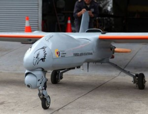 Unmanned aircraft will conduct surveillance in areas where criminal organizations tied to the drug trade operate.