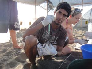 Environmentalist Jairo Mora was murdered on May 13, 2013.