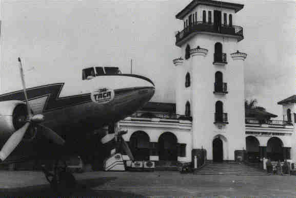 Museo de Arte Costarricense once served at the control tower terminal for the country's international airport.