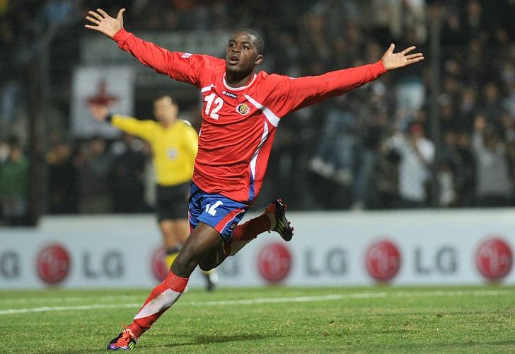 Costa Rica's Joel Campbell