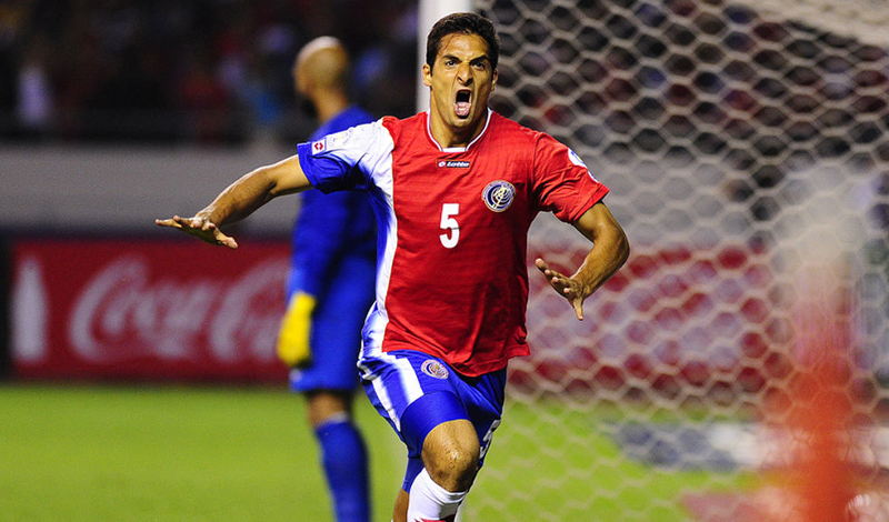 Celso Borges is the current Captain of the Costa Rican national team and plays for the Swedish club AIK in Allsvenskan.