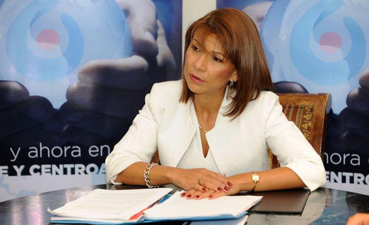 Ana Claudia Álvarez, general manage of Aspen Labs Centroamérica. | Photo: Jonathan Jiménez, El Financiero
