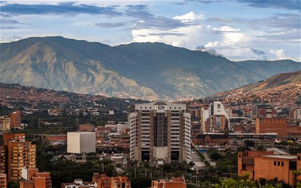 Medellin, Colombia, hopes to become South America's 'Silicon Valley'