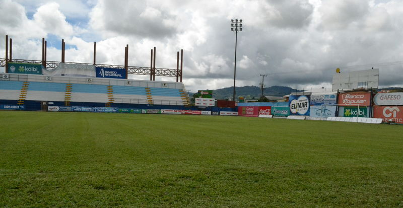 The municipal stadium of Perez Zeledon, now renamed the Estadio Municipal Keylor Navas Gamboa, has a capacity of 10.000 fans.