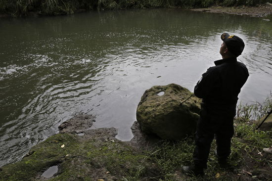 Police have combed creeks and rivers in Santo Domingo de Heredia.