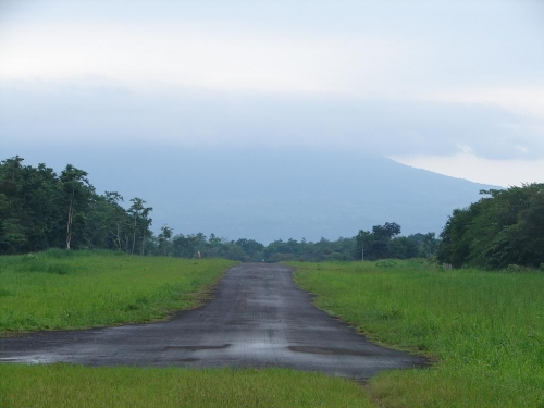 Upala landing strip. Photo: Nature Air