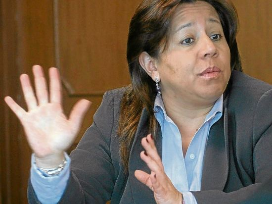 Ex-DAS director Maria del Pilar Hurtado fled to Panama, where she is fighting extradition.