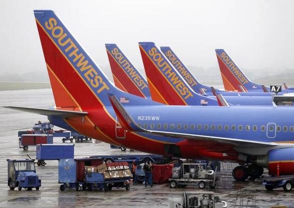 Southwest planes at Baltimore International Airport will fly to San Jose, Costa Rica, starting this March. The new route marks Southwest's first service to Central America.