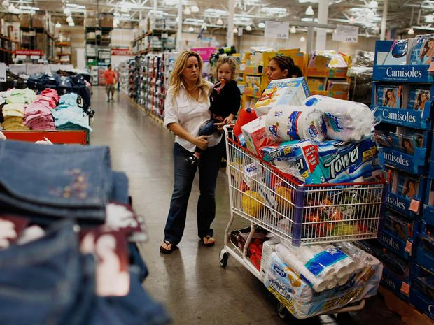 Retail Sales Numbers Continue To Tumble