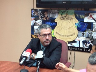 Franciso Segura, head o the OIJ, says he would fire the agents it it were up to him.