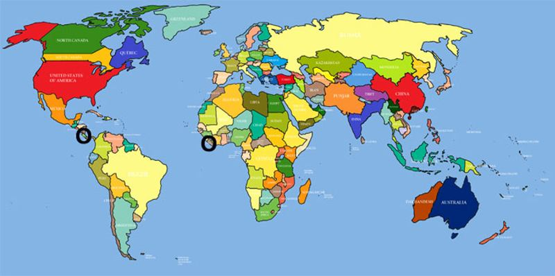 Ebola: Liberia, Costa Rica and Liberia, Africa Are A LONG Way From on formosa on a map, heard island on a map, atlantic ocean on a map, chile on a map, guyana on a map, new south wales on a map, british north borneo on a map, honduras on a map, dr congo on a map, cuba on a map, the sudan on a map, central america on a map, the seychelles on a map, nicaragua on a map, germany on a map, botswana on a map, sea of cortez on a map, venezuela on a map, southern india on a map, galapagos islands on a map,