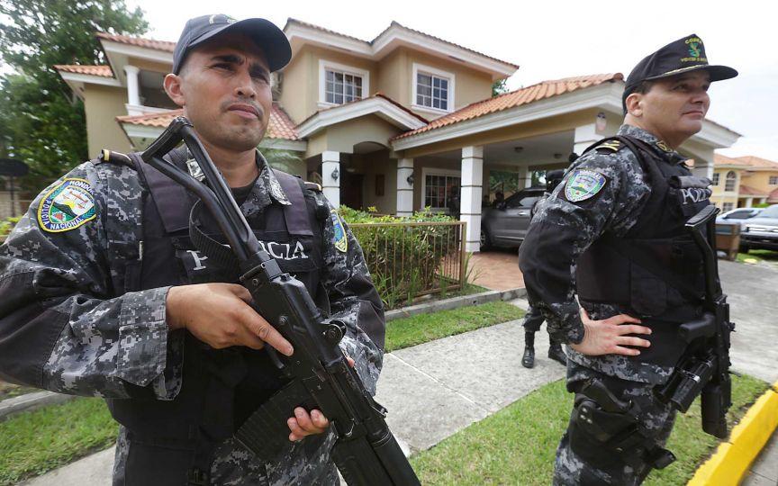 honduras-military-police
