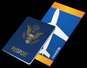 passport-plane-ticket