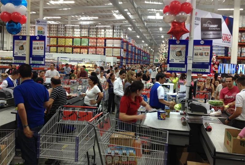 My pricesmart index to high prices in costa rica q costa for Smart price