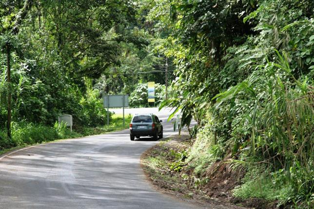 Driving between Arenal and Manuel Antonio offers the best way to see Costa Rica.