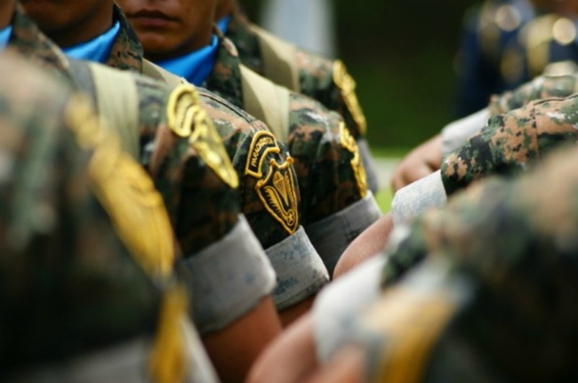 Peacekeeping training: Military delegations from the Central American Armed Forces Conference (CFAC) countries completed a UN training course in Guatemala's Regional Command for Training for Peace Operation Missions (CREOMPAZ) from November 3-27.  [Photo: Guatemalan Army]