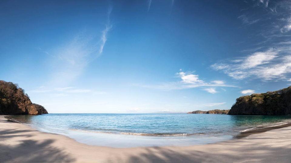 Peninsula Papagayo, on Costa Rica's north Pacific coast.