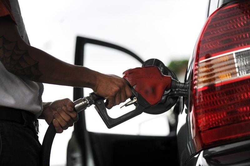 18/7/14. Gasolineras.Servicentro CICSAfoto: Eyleen Vargas