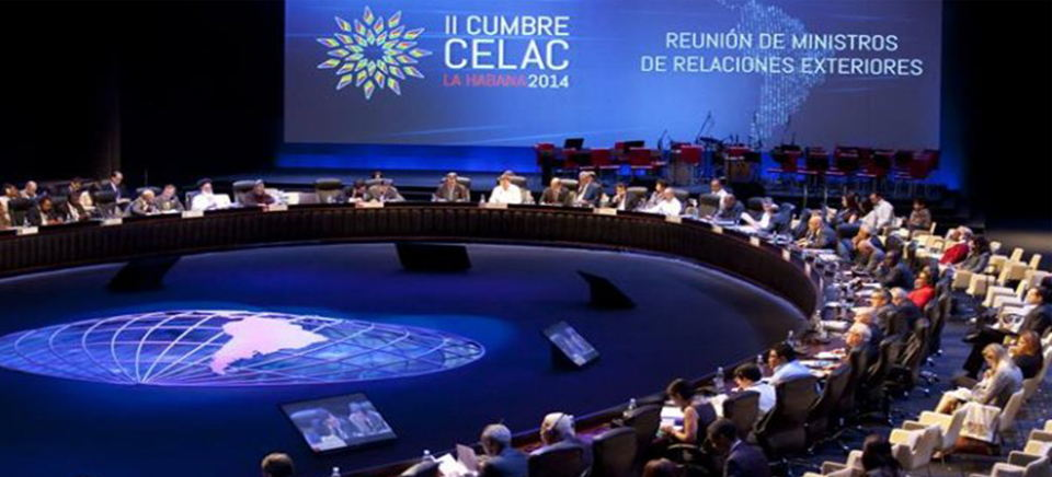 The 2nd CELAC Summit was held in Cuba