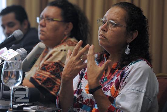 EL SALVADOR-ILL WOMAN-ABORTION
