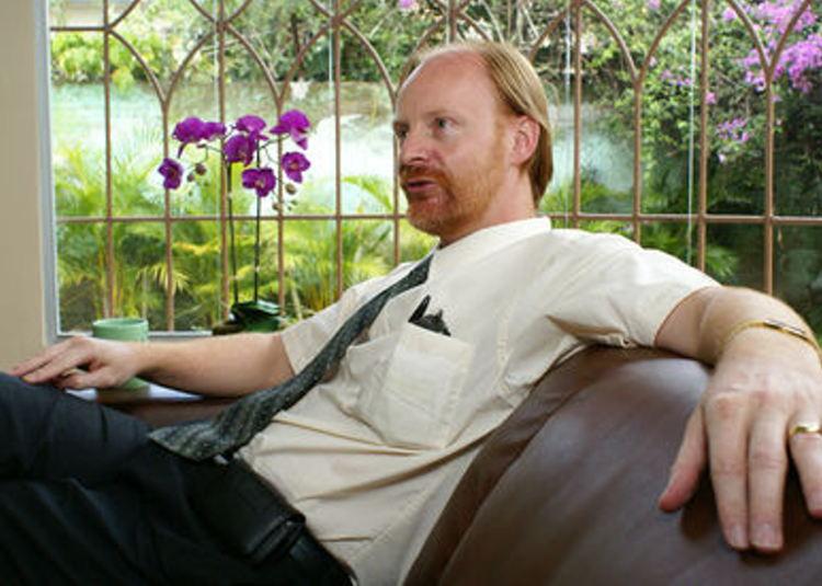 Archive photo of Ryan Piercy from an ElFinancierocr.com interview in 2007.