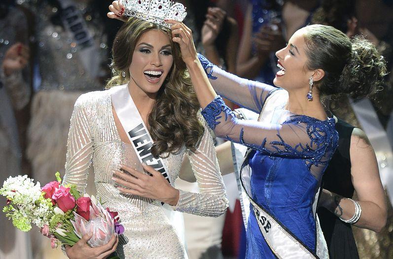 Miss Universe 2013, Gabriela Isler (Venezuela)