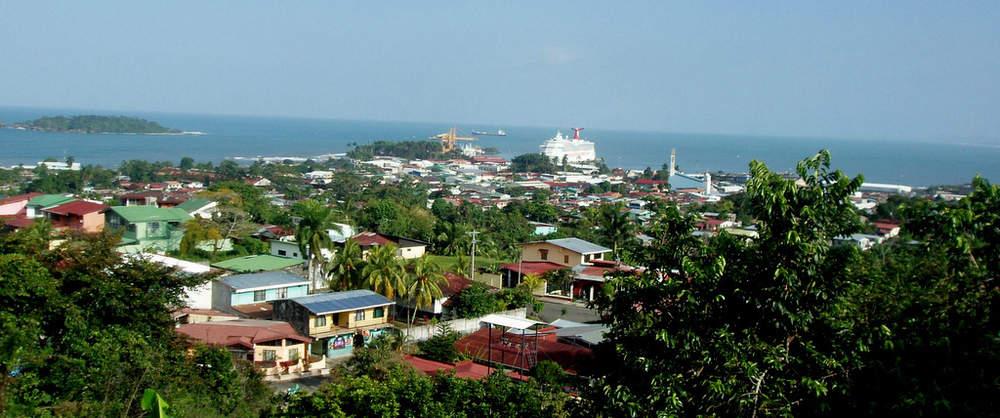The Caribbean port city of Limón. Photo: Anywherecostarica.com
