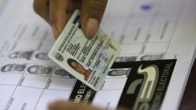 El Salvador Elections