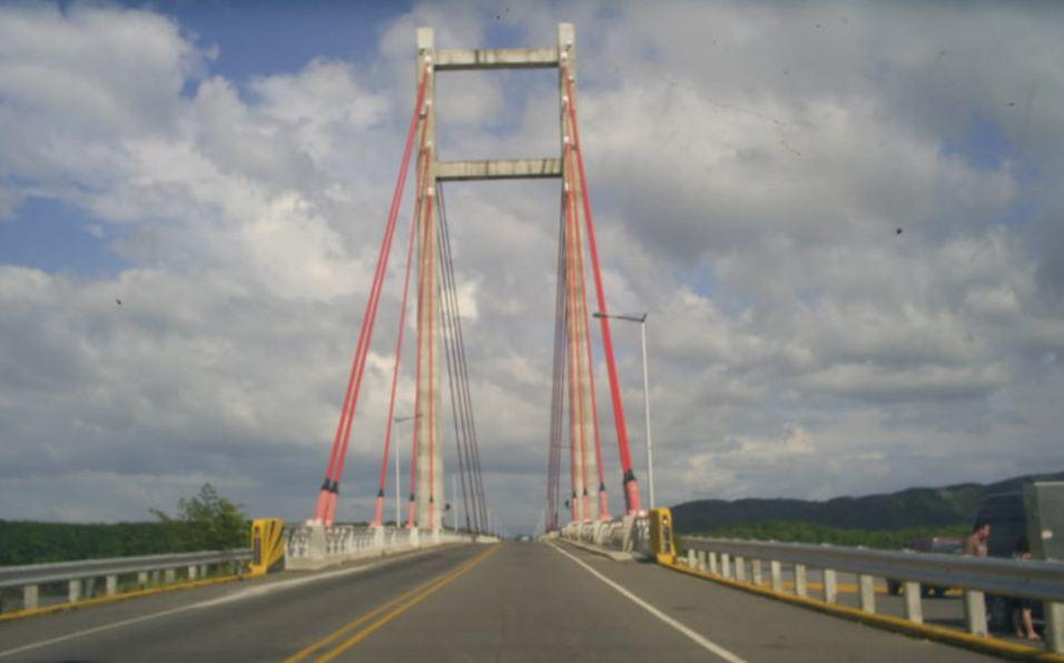 Puente de la Amistad back in 2007. Photo from Skyscrapercity.com